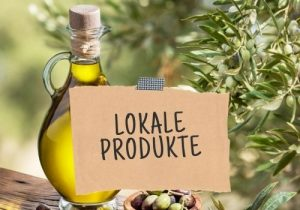 Lokale Produkte CampaniaTipica