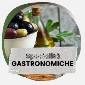 Specialità Gastronomiche - Campania Tipica